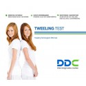 Tweeling homozygoot DNA test kit