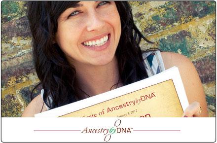 DNA test Afkomst Voorouders