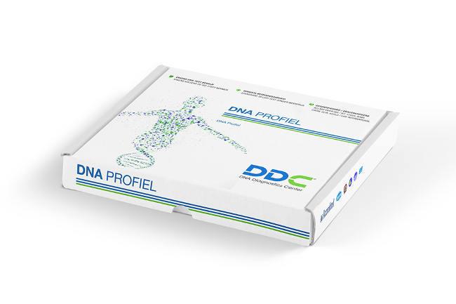 DNA profiel – doe het zelf  kit
