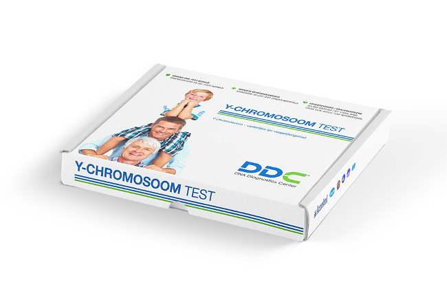 Y-chromosoom - vaderlijke lijn vergelijkingstest